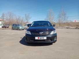 Нижний Новгород Corolla 2011
