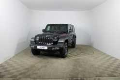 Москва Jeep Wrangler 2021