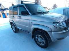 Пионерский УАЗ Патриот 2011