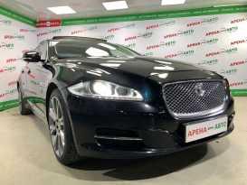 Казань Jaguar XJ 2013