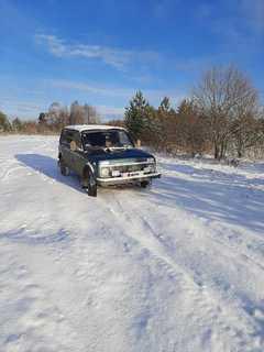 Алапаевск 4x4 2131 Нива 2000