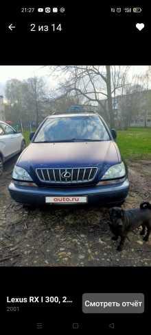 Новомосковск RX300 2001