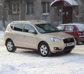 Новокузнецк Emgrand X7 2014