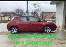 Грозный Nissan Leaf 2011
