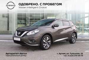 Владивосток Nissan Murano 2016