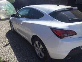 Тюмень Astra GTC 2013