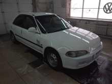 Усолье-Сибирское Civic 1988