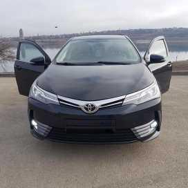 Грозный Corolla 2017