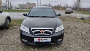 Симферополь Emgrand EC7 2013