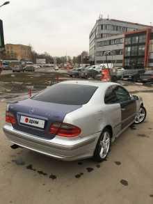 Москва CLK-Class 1998
