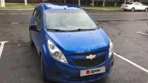 Кызыл Spark 2010