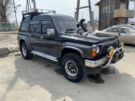 Южно-Сахалинск Nissan Safari 1992