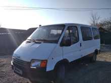 Нижнегорский Ford 1989