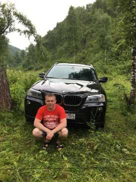 Новосибирск BMW X3 2010