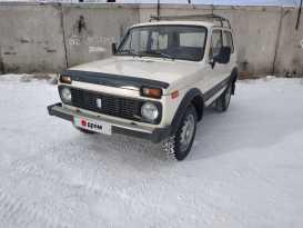 Улан-Удэ 4x4 2121 Нива 1989