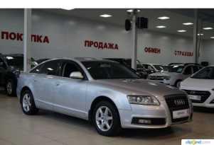 Липецк Audi A6 2010