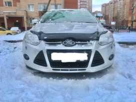 Домодедово Focus 2012