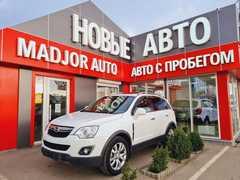 Краснодар Opel Antara 2012