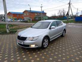 Новопокровская Skoda Superb 2012