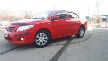 Челябинск Corolla 2009