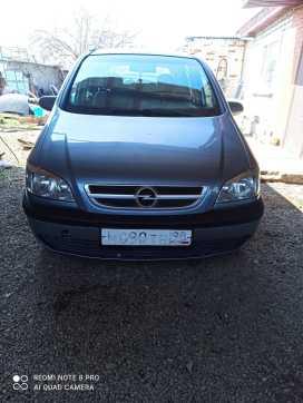 Полтавская Opel Zafira 2003