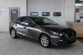 Шахты Mazda3 2016