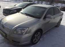 Казань Avensis 2004