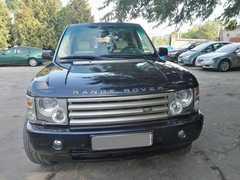 Воронеж Range Rover 2002