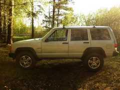 Тевриз Jeep Cherokee 1988