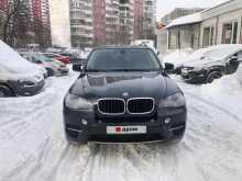 Москва X5 2011
