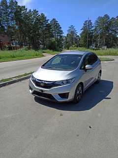 Ангарск Honda Fit 2016