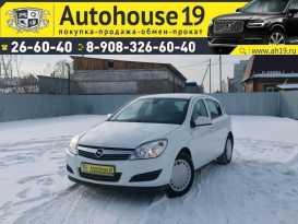 Абакан Opel Astra 2012