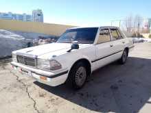 Новосибирск Cedric 1987