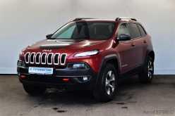 Москва Cherokee 2014