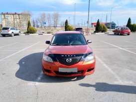 Анапа Mazda3 2004