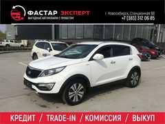 Новосибирск Kia Sportage 2015