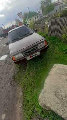 Тамбов 2109 1989