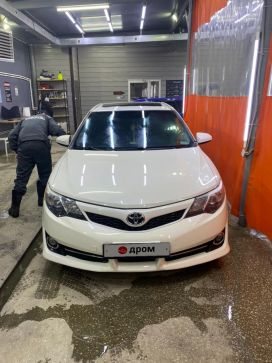 Якутск Toyota Camry 2012