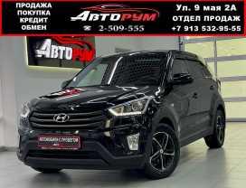 Красноярск Hyundai Creta 2017
