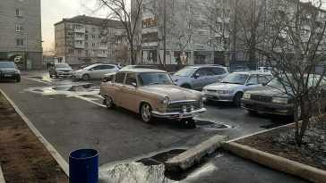 Хабаровск 21 Волга 1965