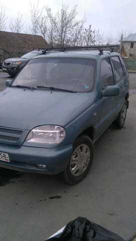 Пенза Niva 2005