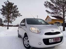 Иркутск Nissan March 2011