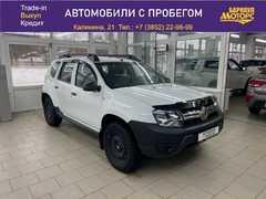 Барнаул Duster 2017