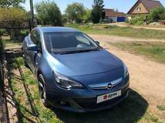 Кыштым Astra GTC 2014