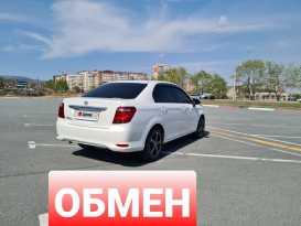 Находка Corolla Axio 2017