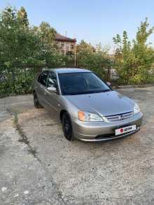Абинск Civic Ferio 2001