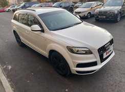 Москва Audi Q7 2014