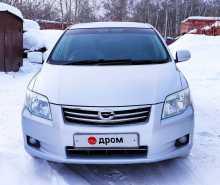 Красноярск Corolla Axio 2011