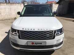 Симферополь Range Rover 2018