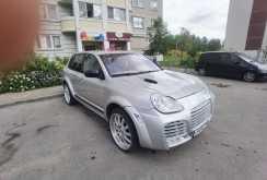 Москва Cayenne 2004